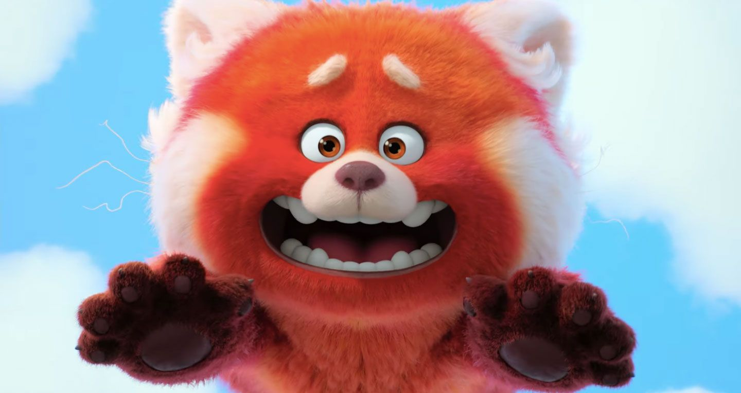 Pixar Releases Trailer for New Film 'Turning Red'