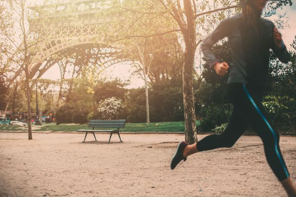 I Tried the Most Extreme Workout in Paris