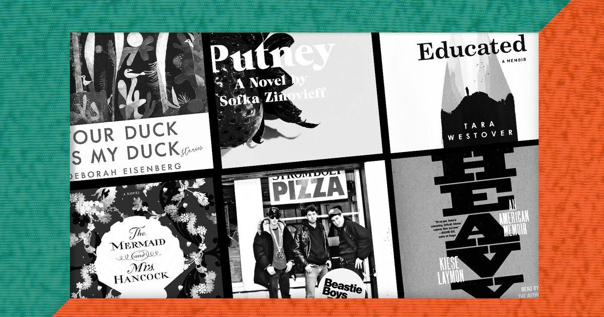 The 10 Best Audiobooks Of 2018