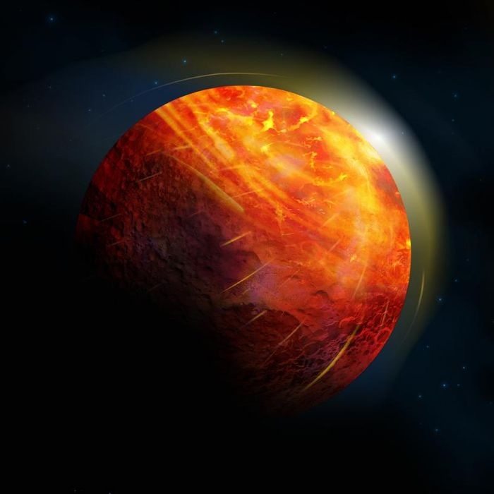 Astronomers Discover Hell Planet K2-141b