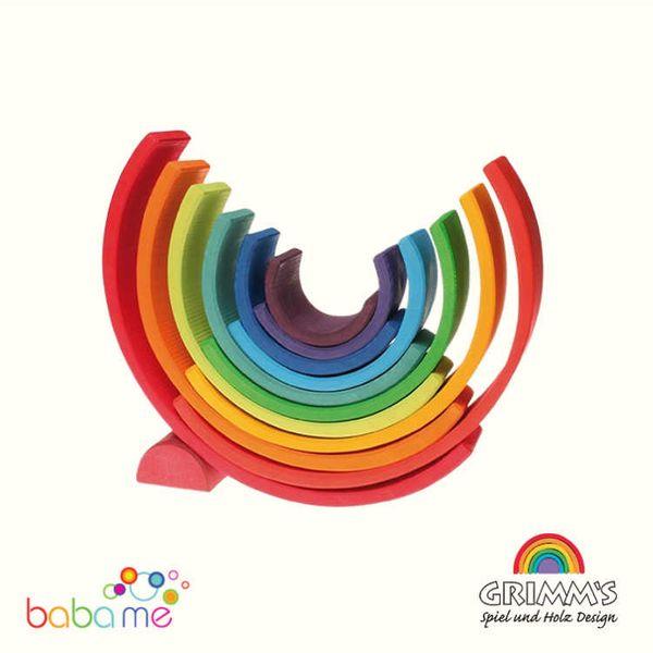 Grimm's 12-piece rainbow