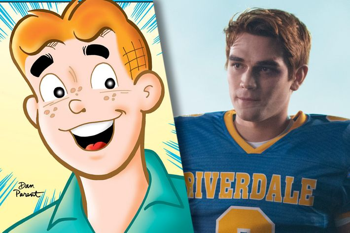 Which Archie Comics Character Does Riverdale Change the Most?