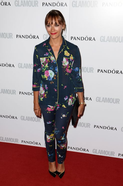 Rashida Jones attends Glamour Women of the Year Awards 2013 at Berkeley Square Gardens on June 4, 2013 in London, England.