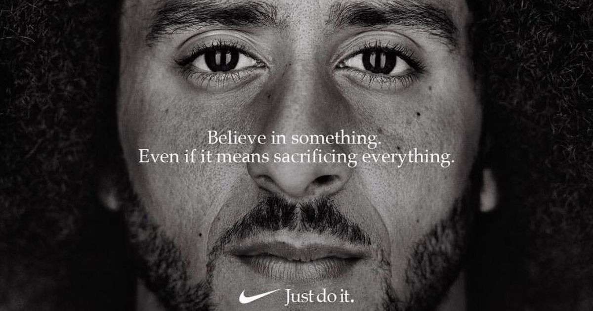 52ab64987847 How Nike Got All the Way to Lionizing Colin Kaepernick