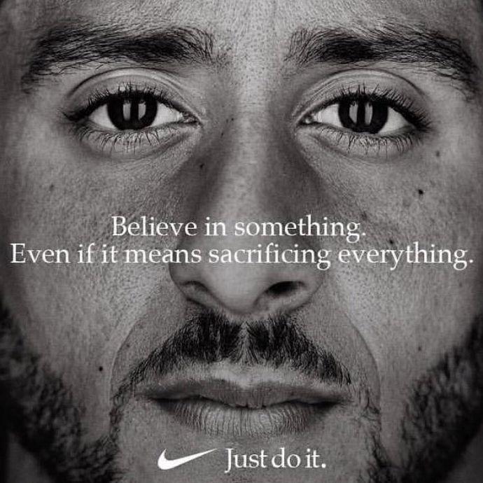 3b65899a13c How Nike Got All the Way to Lionizing Colin Kaepernick