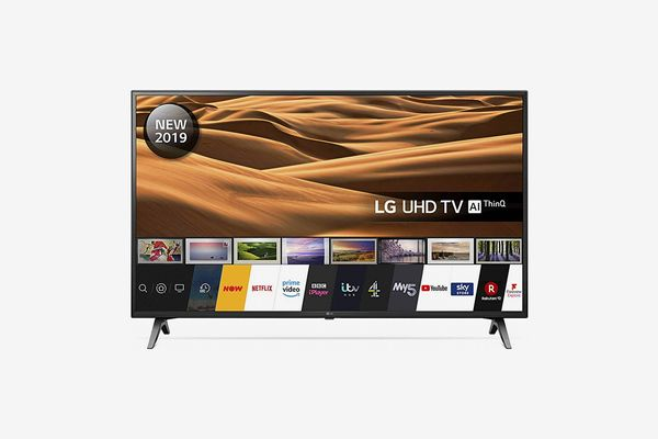 LG 43UM7100PLB 49 Inch UHD 4K HDR Smart LED TV