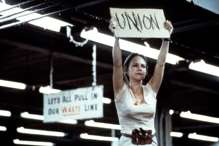 Zara workers are pulling a Norma Rae.
