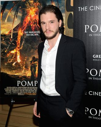 Kit Harington attends the