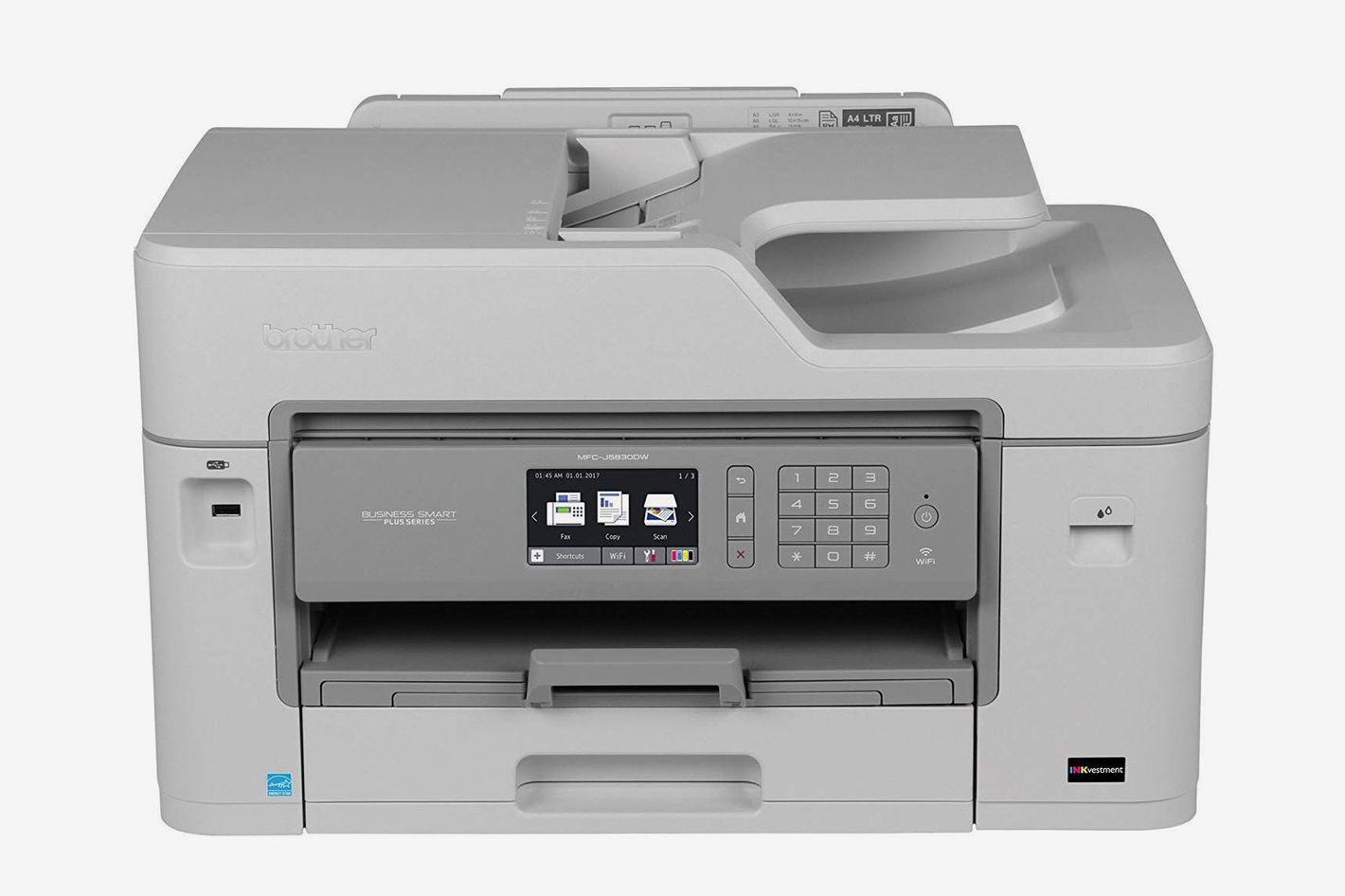 Brother MFC-J5830DW All-in-One Color Inkjet Printer