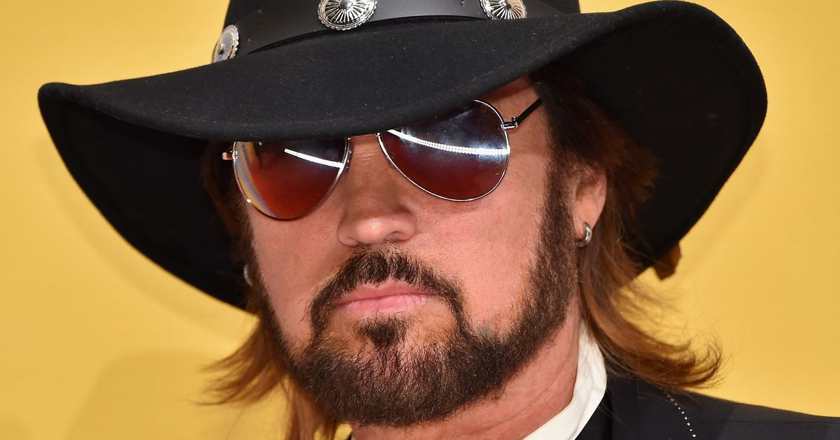 Billy Ray Cyrus Is Just Cyrus Now