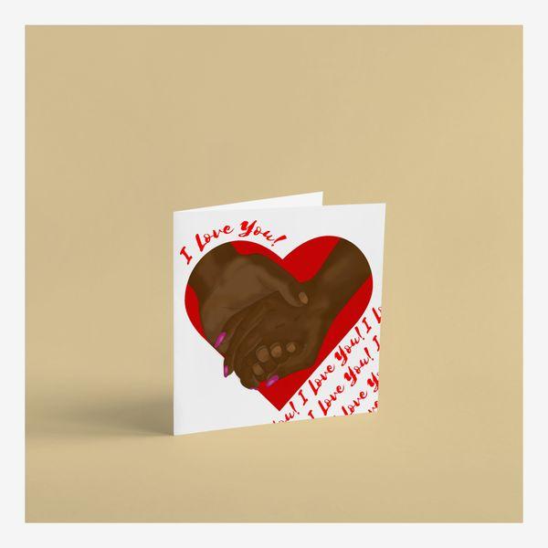 Avila.Diana Valentine's Day Card