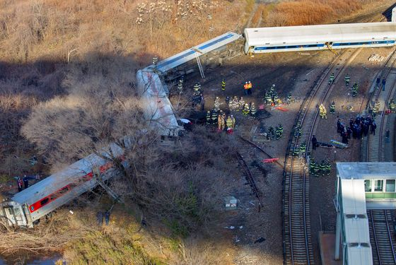 NYC Train Derailment Is Latest Woe for Metro-North