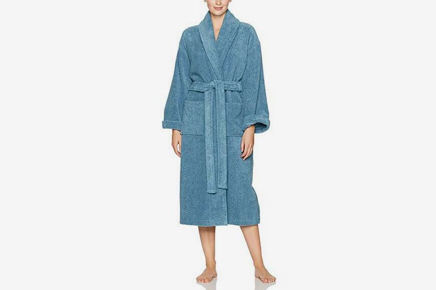 b4b4402e7b Pinzon Terry Cotton Bathrobe at Amazon