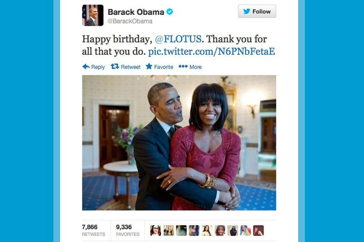 Michelle Obama Lands AARP Card Potential Beyonc Performance for – Obama Birthday Card