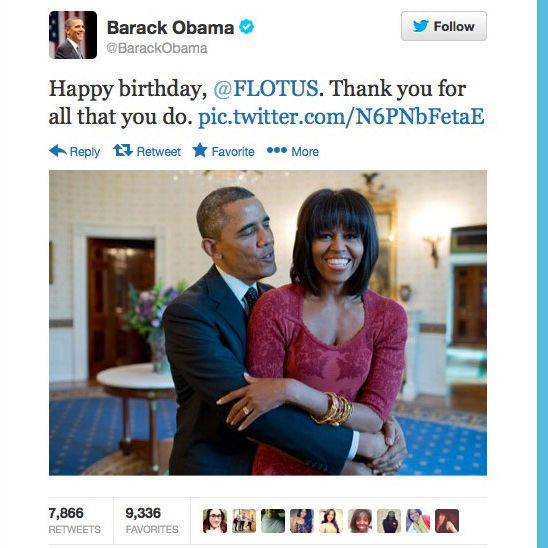 Michelle Obama Lands Aarp Card Potential Beyonc Performance For