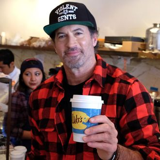 Luke From Gilmore Girls Is Launching His Own Coffee Line
