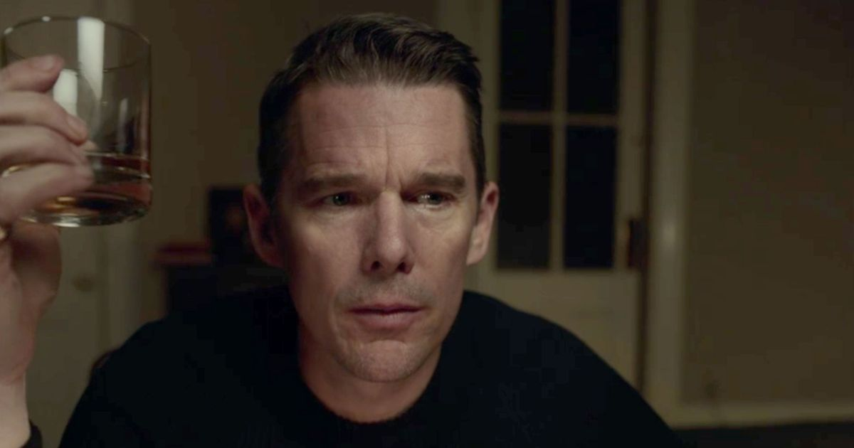 Ethan Hawke Was Snubbed by the Oscars for First Reformed