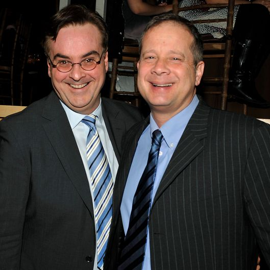 Steve Higgins, Mike Shoemaker - THE N.Y.U. TISCH SCHOOL FOR THE ARTS 2008 GALA - Jazz at Lincoln Center, NYC