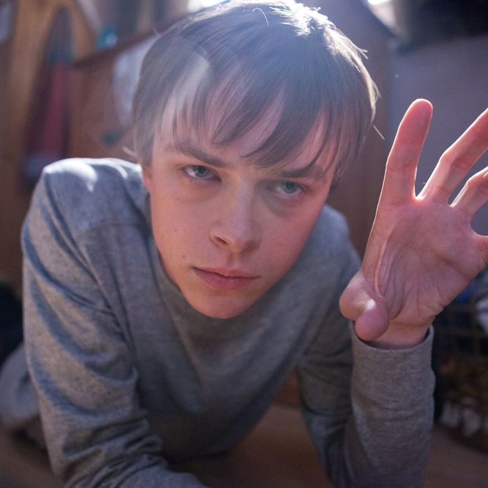 Still of Dane DeHaan in Chronicle.