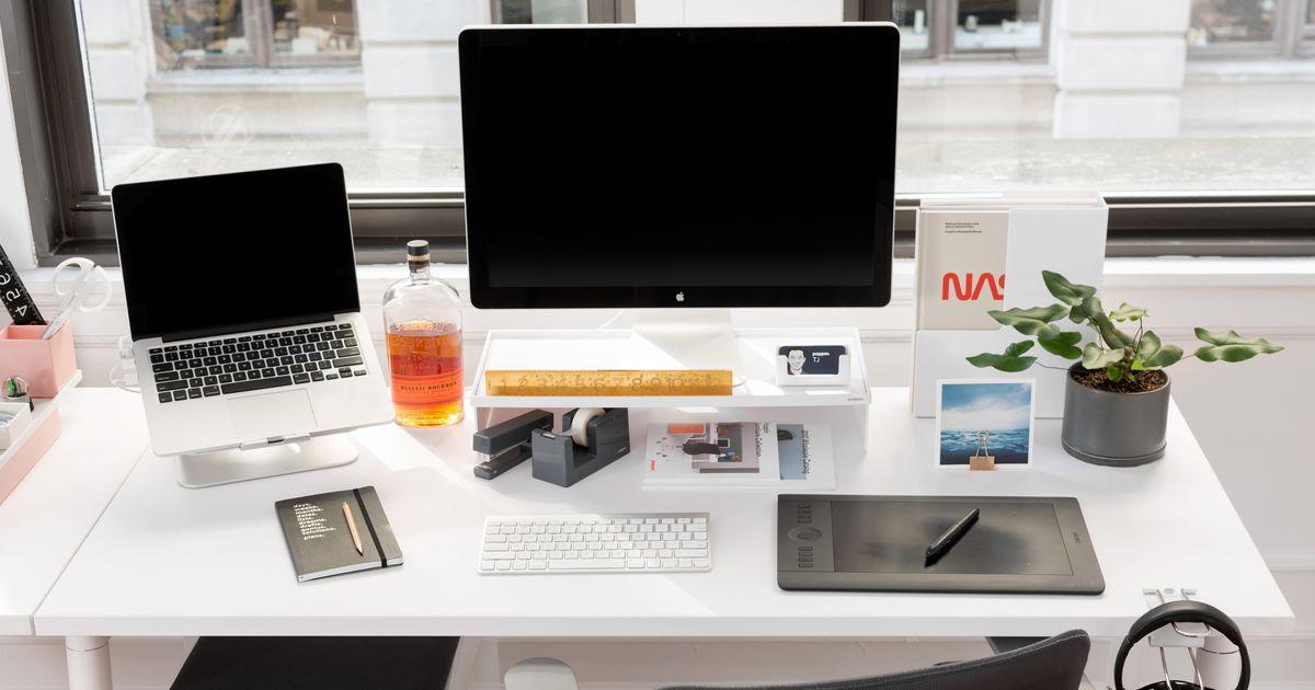 Best Desk Décor And Accessories, Colored Desk Accessories