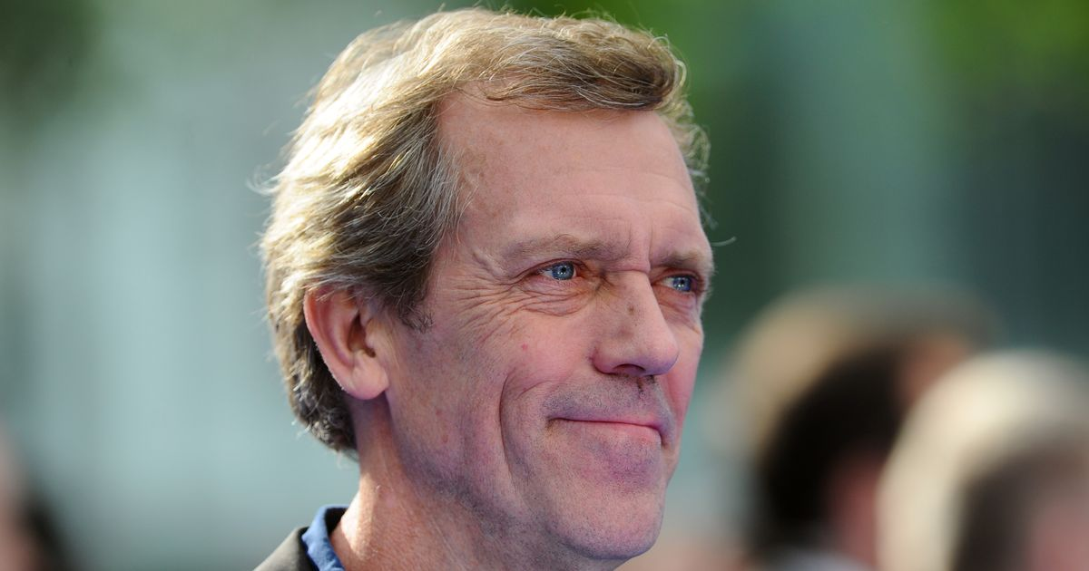 Hugh Laurie Will Be Pl...