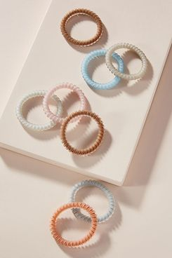 Anthropologie Coiled Hair Tie Set