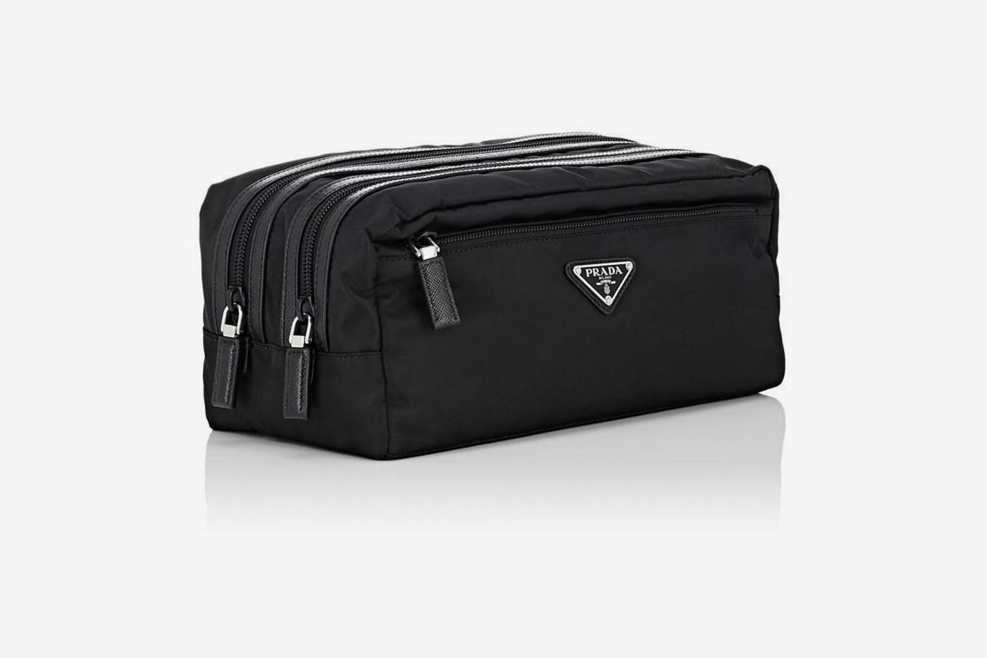 Prada Two-Compartment Dopp Kit