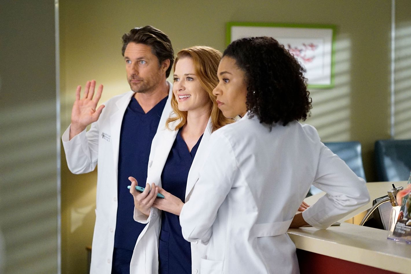 Grey\'s Anatomy Recap: The List