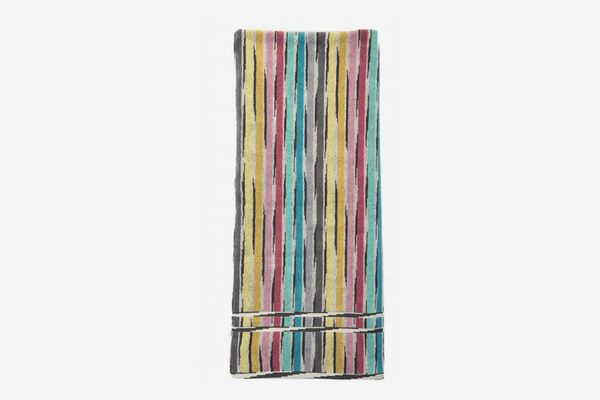 Missoni Home Jeff Bath Sheet, Multi Blue