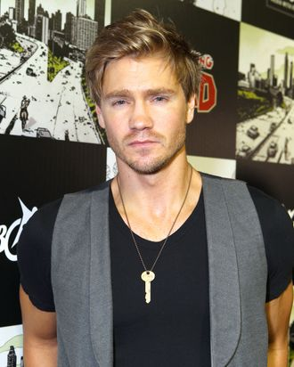 Actor Chad Michael Murray attends