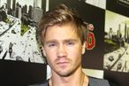 "Actor Chad Michael Murray attends ""The Walking Dead"" 100th Issue Black-Carpet event powered by Hyundai and Future US at PETCO Park on July 13, 2012 in San Diego, California."