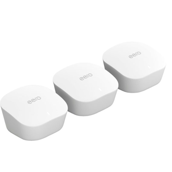 eero AC Dual-Band Mesh Wi-Fi 5 System (3-Pack)