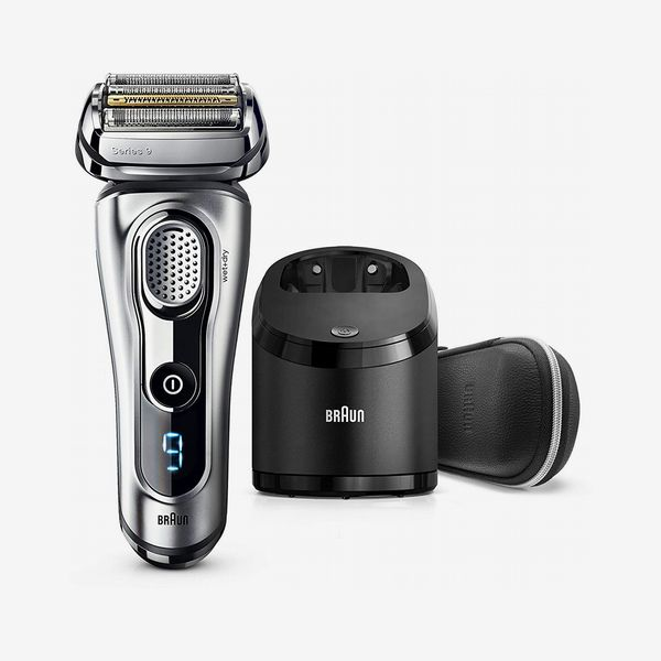 Braun Series 9 Electric Wet/Dry Electric Razor with Charge/Clean Stand