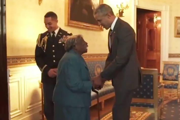 Virginia and President Obama