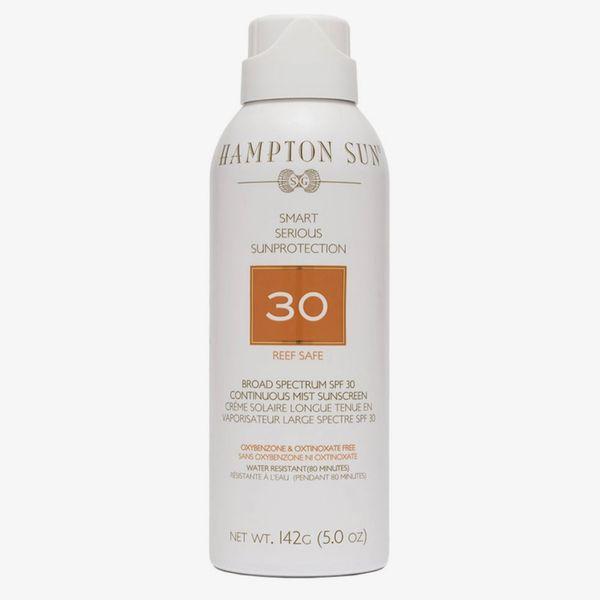 Hampton Sun SPF 50 Continuous Mist