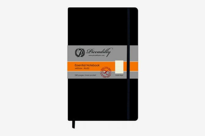 Picadilly Essential Medium Ruled Notebook