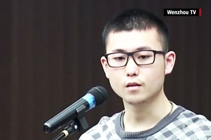 Xiangnan Li strangled his girlfriend and stuffed her body into the trunk of a car.