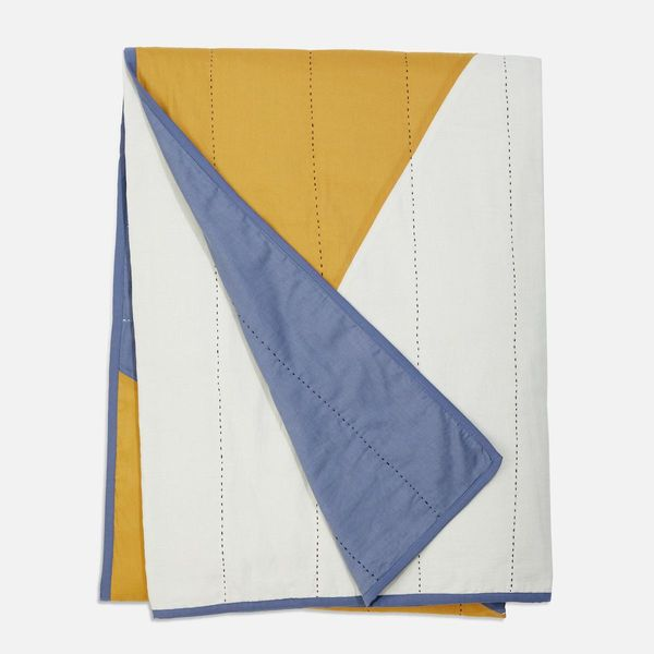 Brooklinen Anchal Patchwork Throw