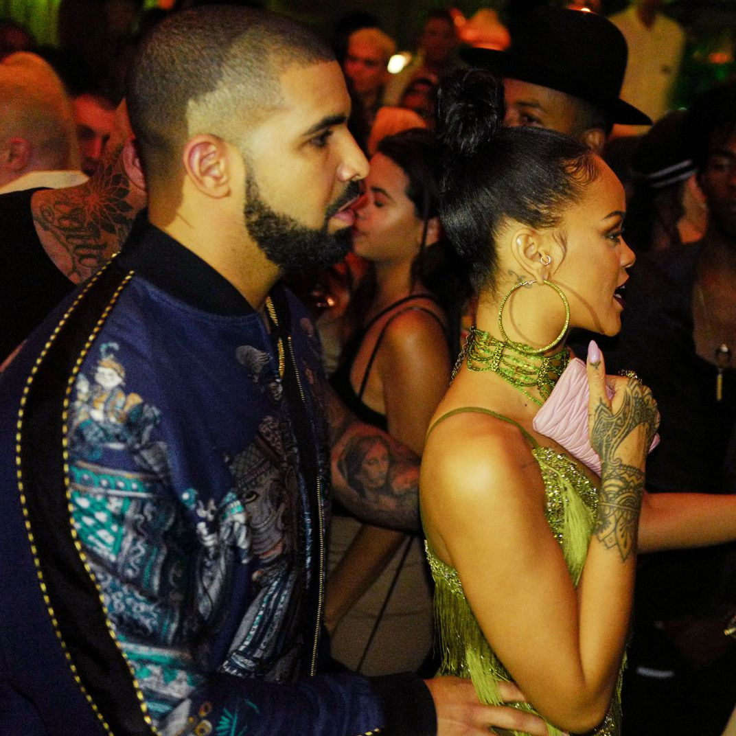 a7af23c60b0 See Photos of Drake and Rihanna Partying This Week