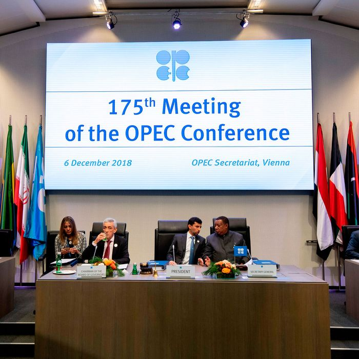 Here's Why OPEC Can't Control Oil Prices Anymore