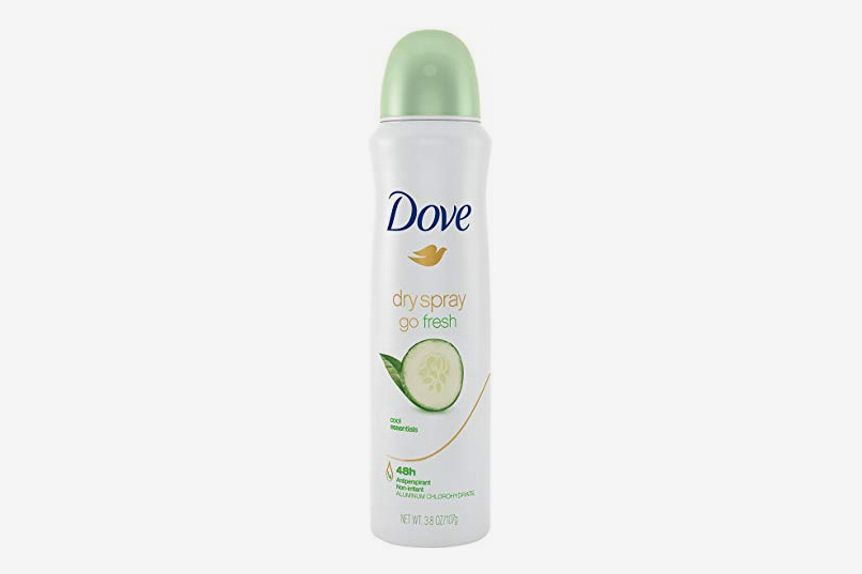 Dove Dry Spray Antiperspirant Deodorant, Cool Essentials