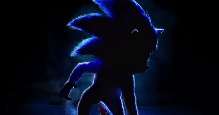 2019 Movie Photography Art: What Did They Do To Sonic The Hedgehog's Eyes?