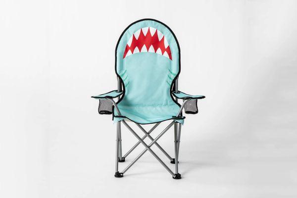 Sun Squad Kids' Chair Shark