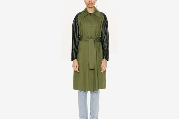 Army Trench Green
