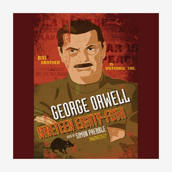 '1984': New Classic Edition, by George Orwell