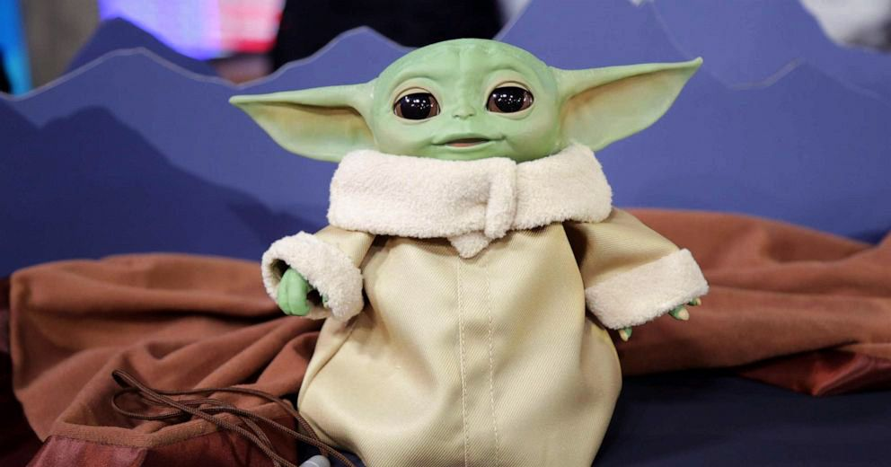 Disney's New Baby Yoda Toy Makes Cooing Noises, As Will You When You See It