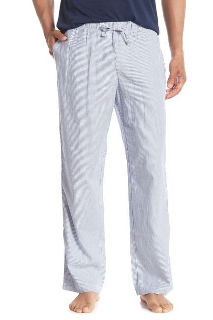 Save Khaki Yarn Dye Woven House Pants