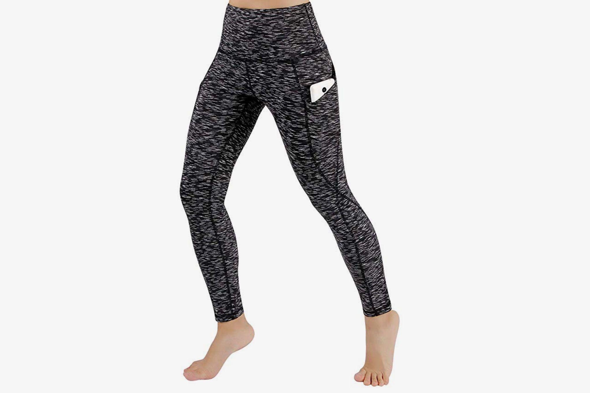 Black YOGA tights Dance leggings BLACK LEGGINGS Cotton lycra Sport Leggings Gym leggings Yoga wear Black Tights Sport wear