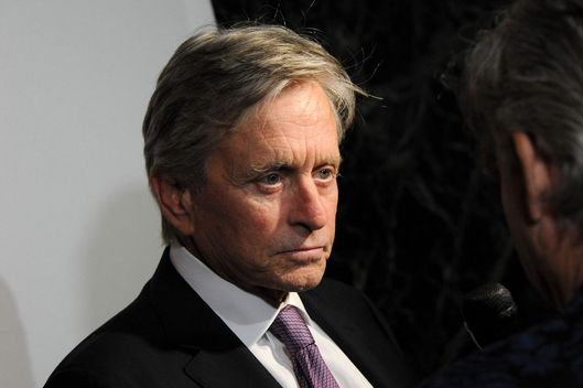 Actor Michael Douglas attends One Centennial Sensation at Hudson Theatre on June 3, 2013 in New York City.