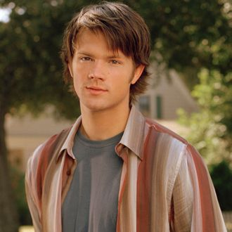 Jared Padalecki as Dean on The Gilmore Girls.